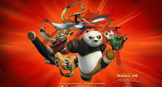 Špatná zpráva: Kung Fu Panda má zpoždění