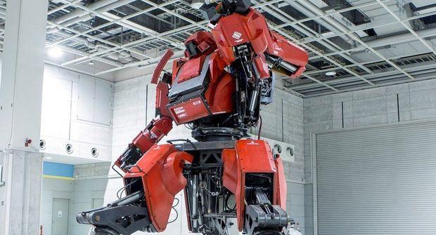 Postav si vlastního mecha robota: Japonský Amazon nabízí starovací pakl
