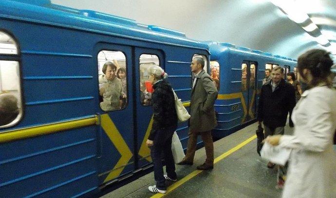 Kyjevské metro