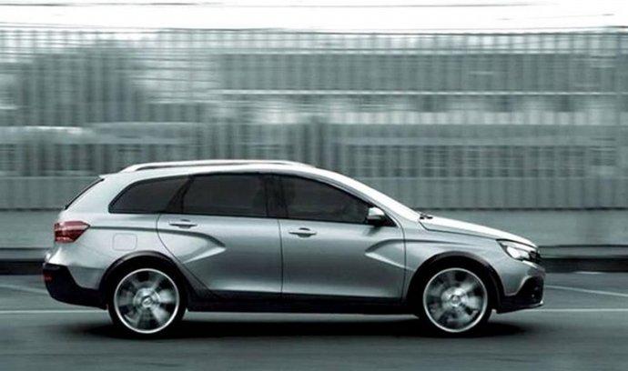 """Lada Vesta: Po sedanu dorazí také """"provedení Scout"""""""