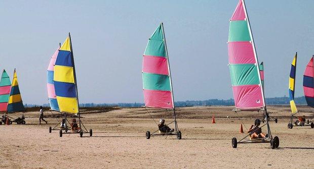 S větrem o závod - Nejen na moři jsou jachty doma