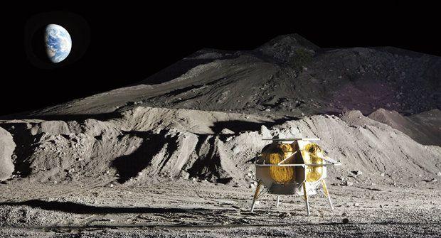 S těžbou kyslíku na Měsíci pomůže elektřina a chemie