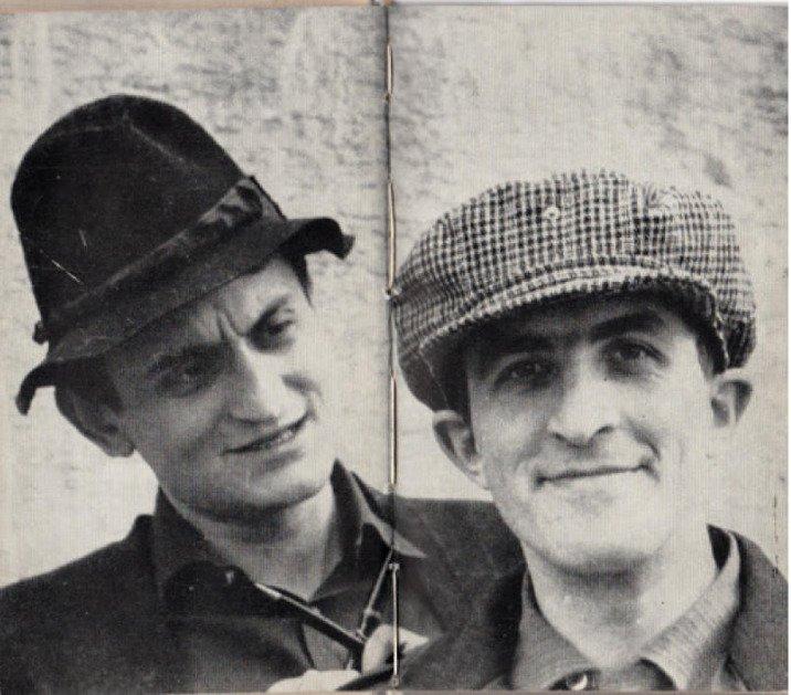 Milan Lasica s Júliem Satinským