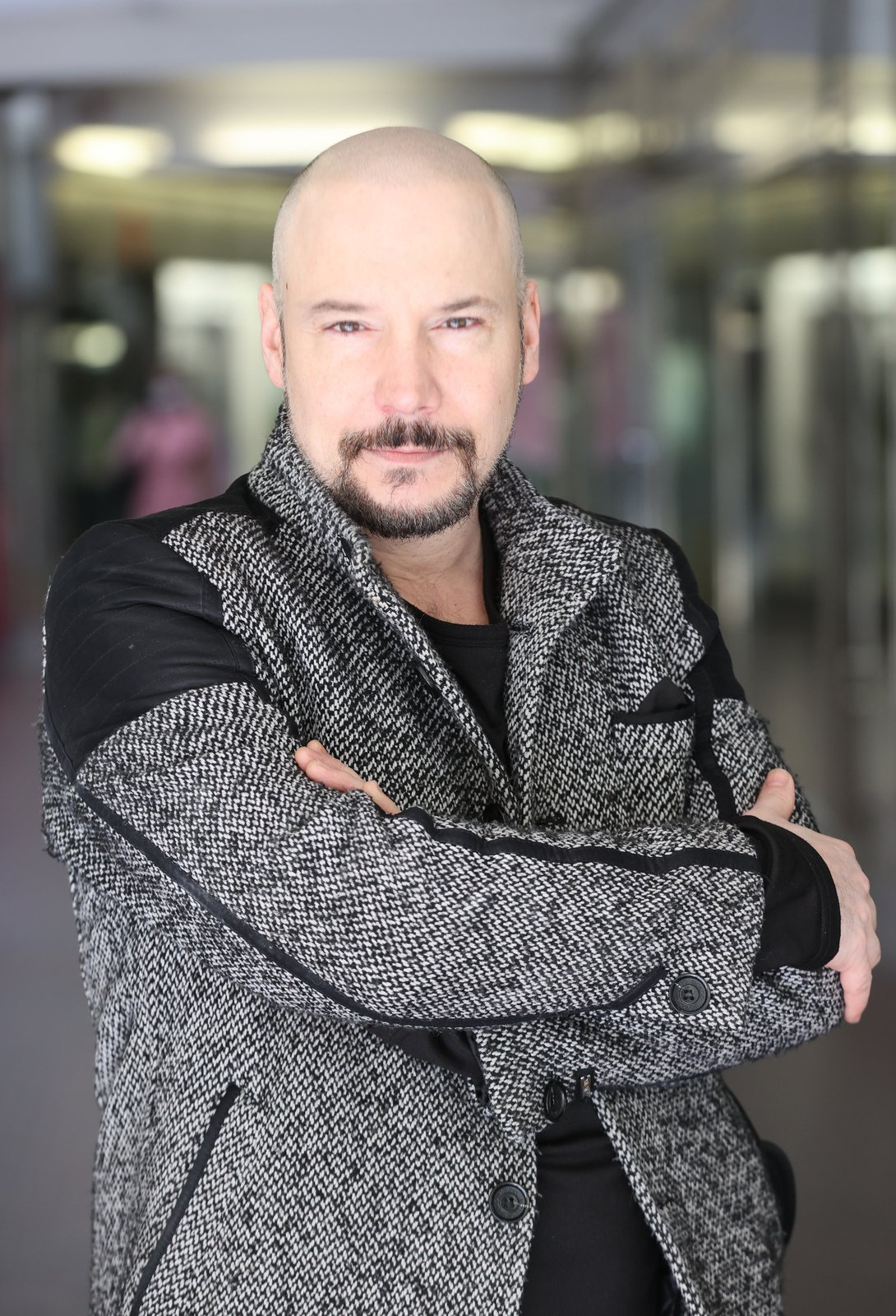 Kostýmová zkouška muzikálu Láska nebeská  - Bohuš Matuš