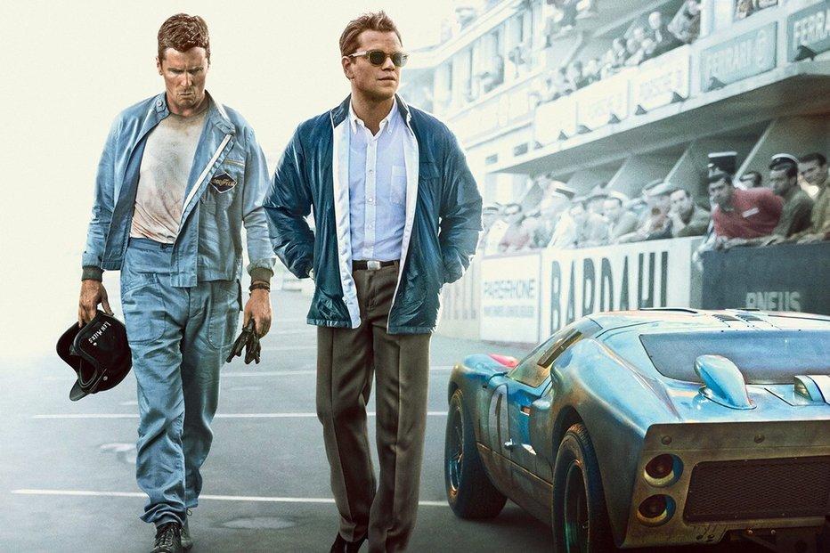 Film o suboji Ferrariho s Fordem pod názvem Le Mans '66.