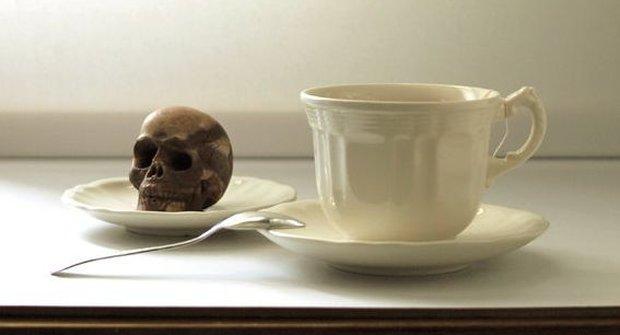 Čokolebky a ořechové mozky. Že by smrt byla sladká?