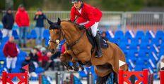 Léčba zraněného koně vyjde i na statisíce, říká český parkurista Aleš Opatrný