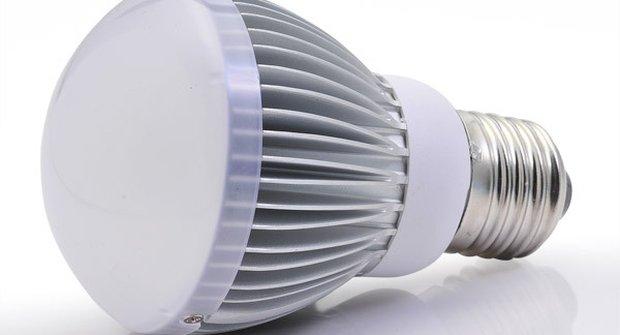 Zašmodrchané vnitřnosti revoluční LEDky