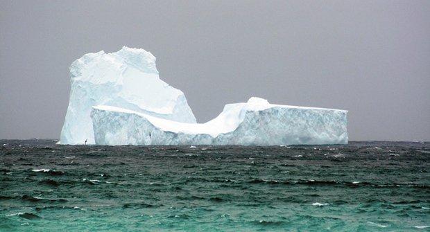 Událost století: Ledovec se blíží k Austrálii