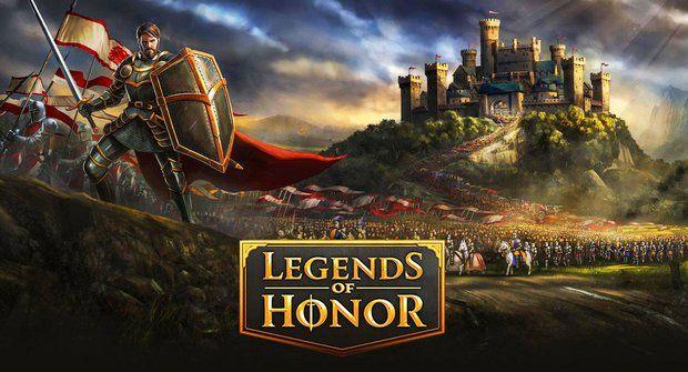 Novinka zdarma: Hraj Legends of Honor