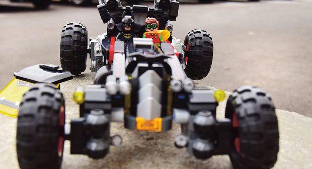 LEGO® Batman: Superhrdinové i záporňáci z kostiček