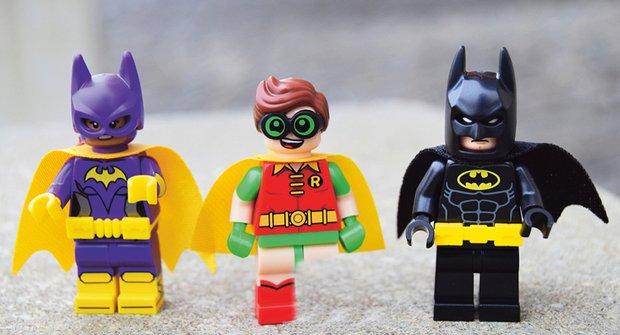 Animace Lego