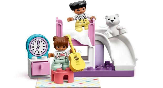 Soutěž o 10 stavebnic LEGO DUPLO