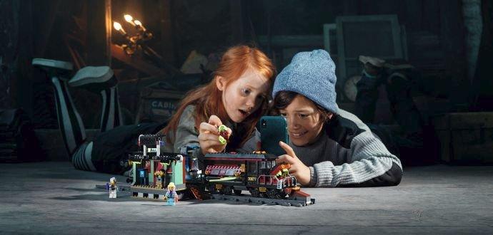 LEGO Hidden Side: Revoluční stavebnice, která dětem ožije před očima
