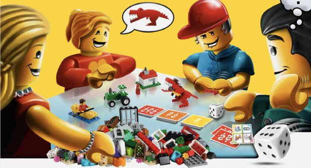 LEGO Creationary: Stáhni si karty a hraj!