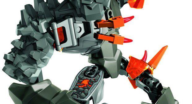 Lego Hero Factory: Nový ranař na scéně
