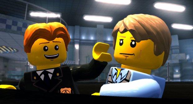 LEGO si dává GTA! Ouje!