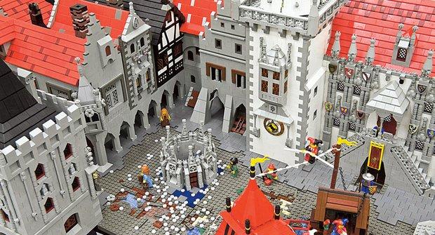 Freestyle lego: Fanoušci nesmrtelné stavebnice