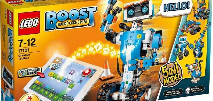 LEGO novinka: Přiveď svůj model k životu!