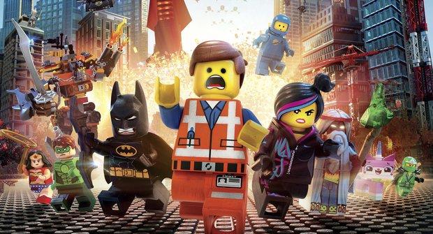 LEGO Příběh má originální upoutávku plnou vtípků