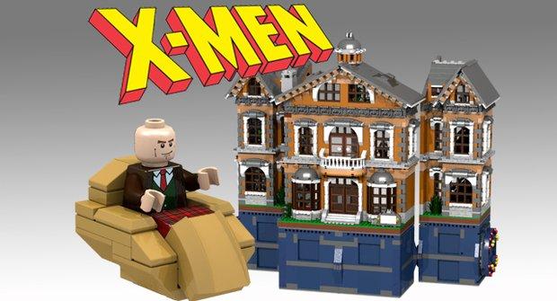 X-Men můžou mít vlastní LEGO! Hlasuj pro!!!