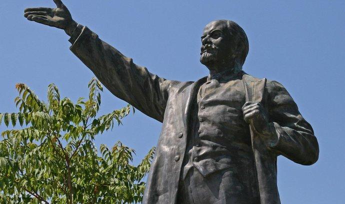 Leninova socha
