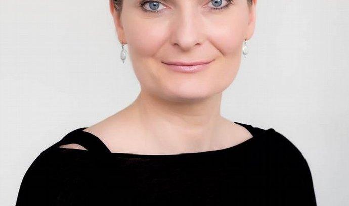 Lenka Benetková, obchodní ředitelka Mladé fronty