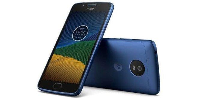 Motorola Moto G5: perfektně odladěný telefon za skvělou cenu