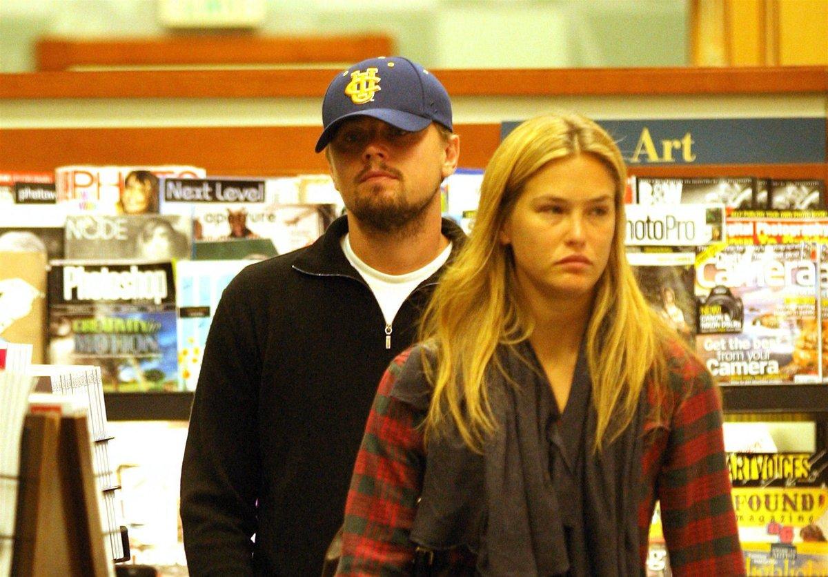 Leonardo DiCaprio (37) & Bar Refaeli (26)