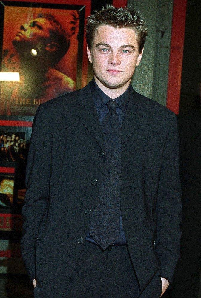 Leonardo DiCaprio, 2000