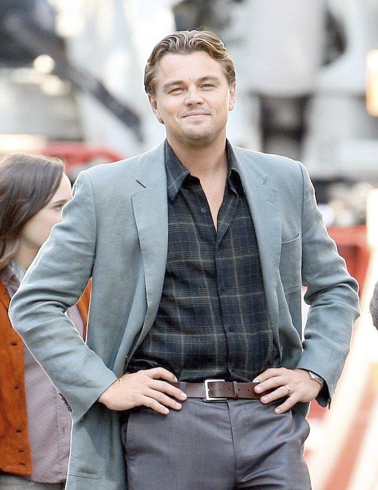Leonardo DiCaprio, 2010