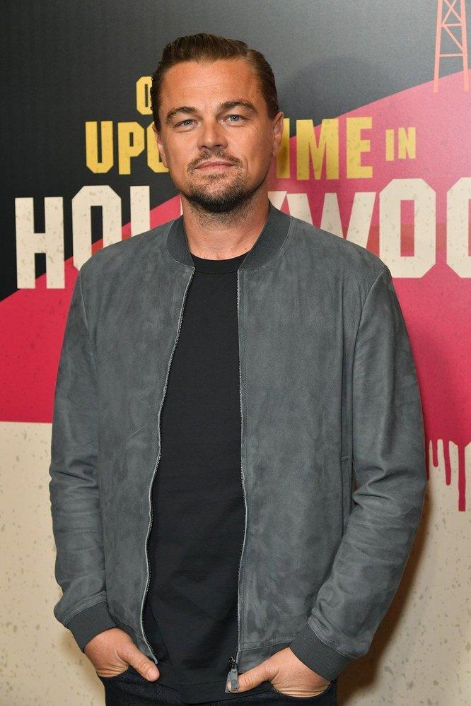 Leonardo DiCaprio, 2018