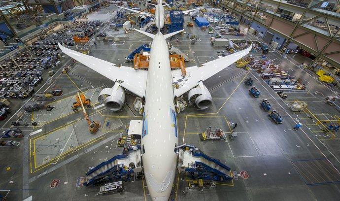 Firma Boeing byla založena v Seattlu před sto lety.