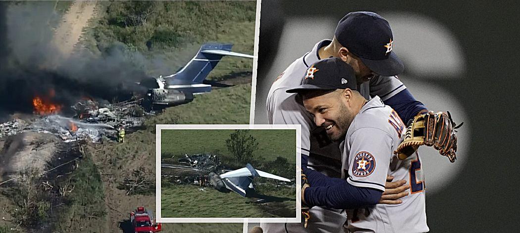 Neuvěřitelné štěstí: Fanoušci zázračně přežili havárii letadla!