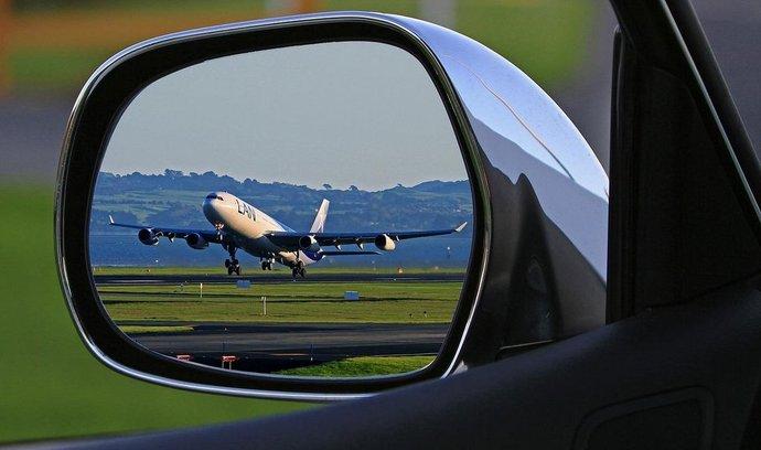 Letadlo v závěsu