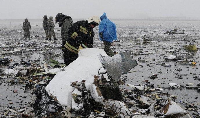 Letecké neštěstí v Rostově na Donu