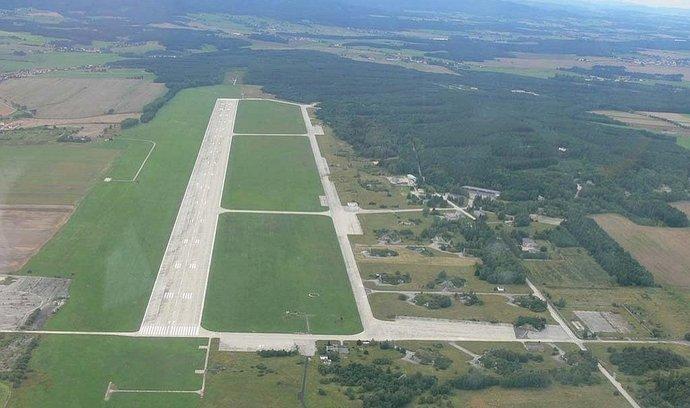 letiště České Budějovice