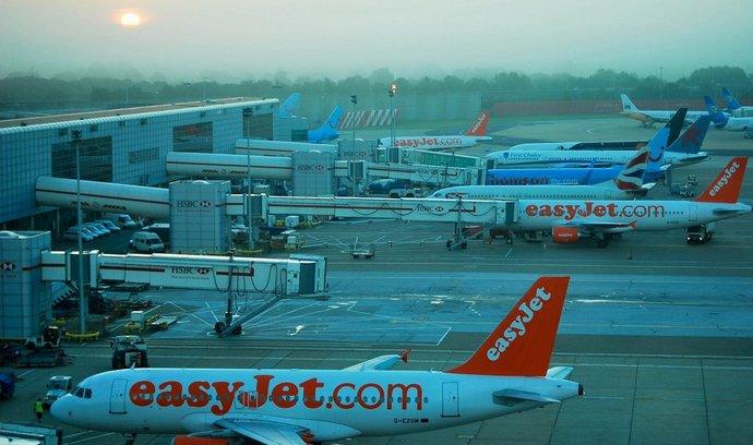 Letiště Gatwick
