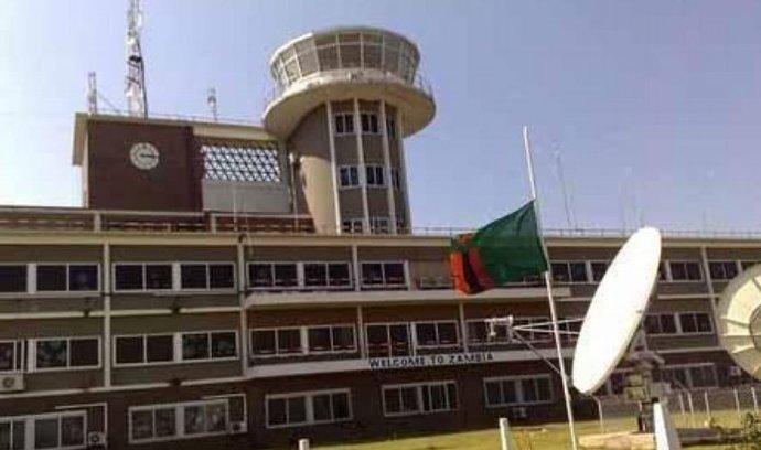 Letiště Lusaka