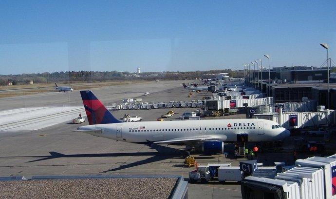 Letiště St Paul v Minneapolis