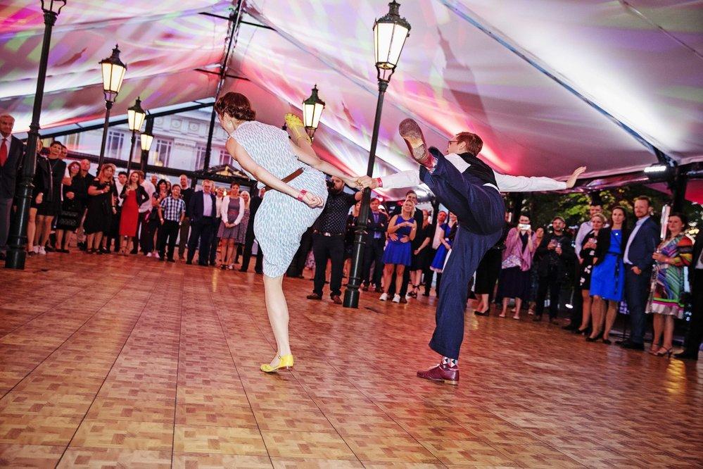 Letní tančírna Reflexu 2021 na pražském Žofíně