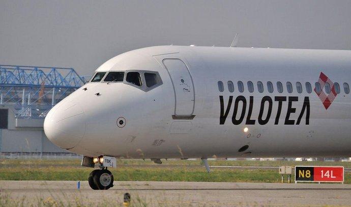 letoun aerolinek Volotea