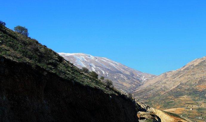 Libanonská krajina