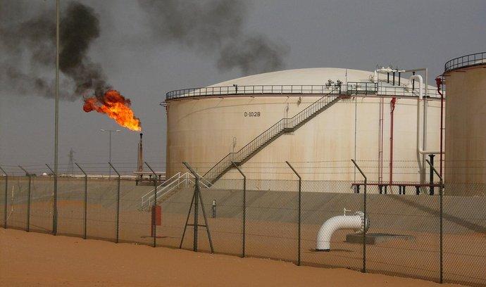 Libye, ropa