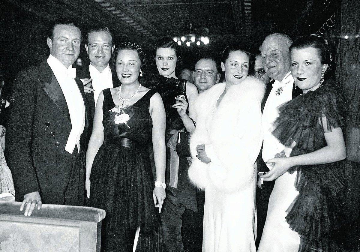 Lída Baarová se smetánkou prvorepublikového filmu.