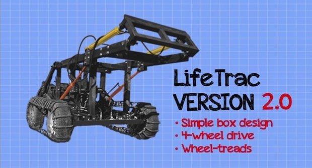 "Open Air traktor? LifeTrac je otevřený ""do světa"""