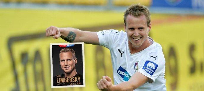 David Limberský v knize Byla to jízda popisuje svůj bouřlivý fotbalový život!