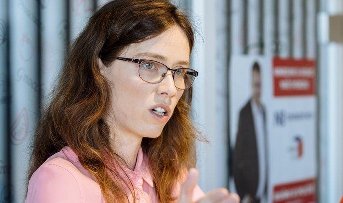 Hana Lipovská byla odvolána z pozice radní v Radě České televize.