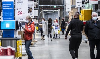 IKEA invests one billion in the Czech Republic.  People pick up the furniture in a box or in a special truck