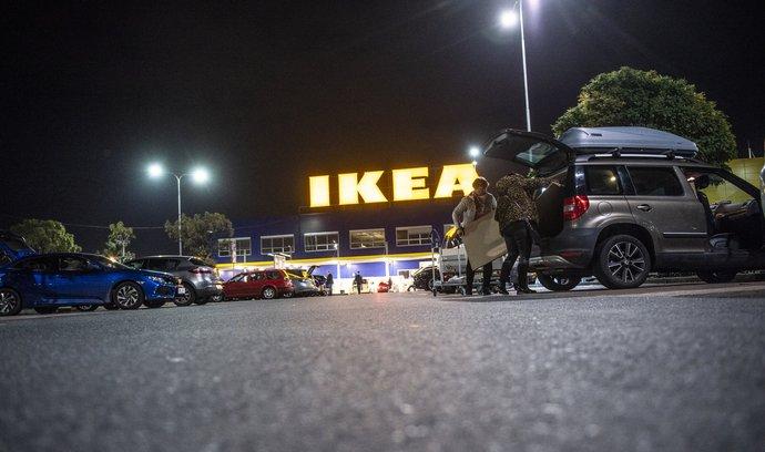 Kauza se týká francouzské pobočky IKEA (ilustrační foto).